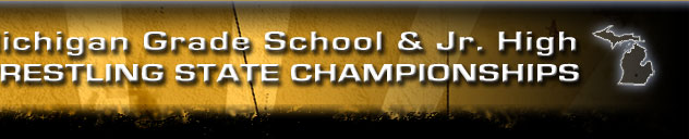 Michigan Grade School and Jr High Wrestling State Championships